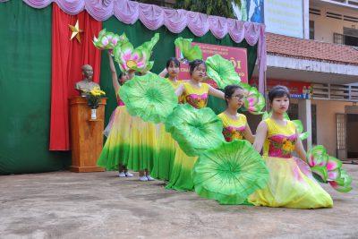 Đại hội cháu ngoan Bác Hồ năm học 2019-2020